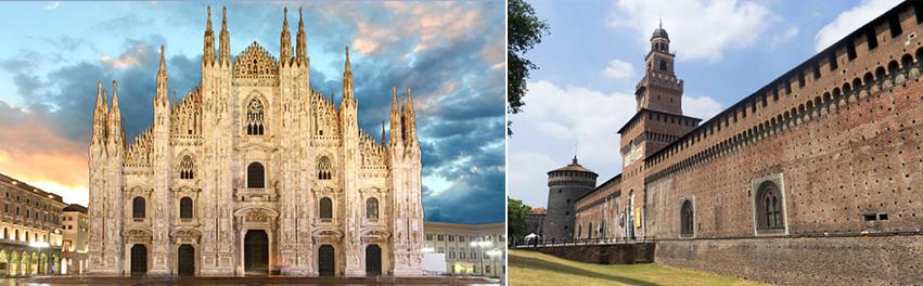 viaggio in Lombardia